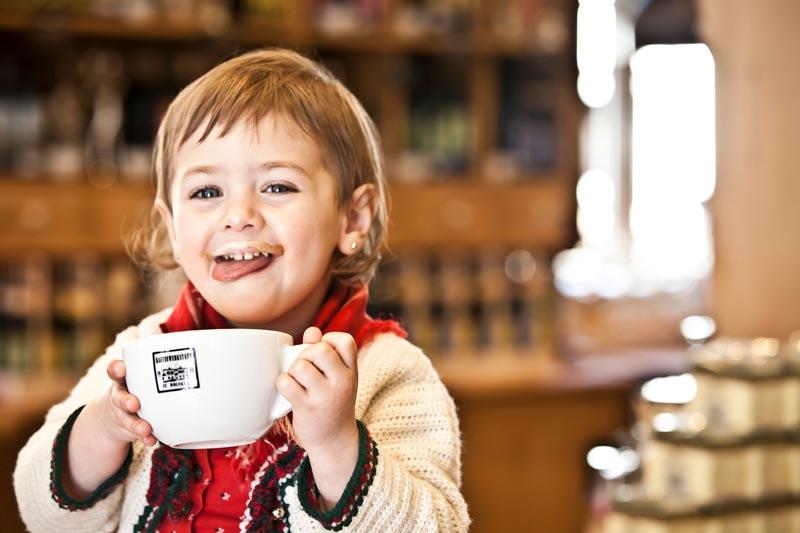 Eva trifft. Kaffeewerkstatt